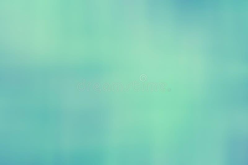 Fundo abstrato azul macio para o projeto ilustração stock