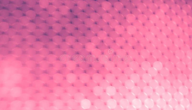 Fundo abstrato, bokeh cor-de-rosa Luzes cor-de-rosa brilhantes fotos de stock