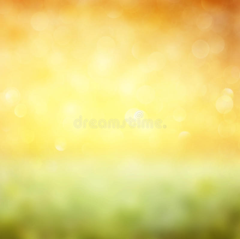 Fundo abstrato borrado Fora das luzes do foco imagem de stock royalty free