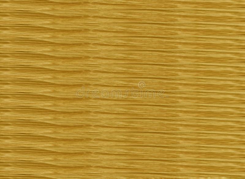 Fundo abstrato castanho-claro Padrão de madeira paralela fotografia de stock royalty free