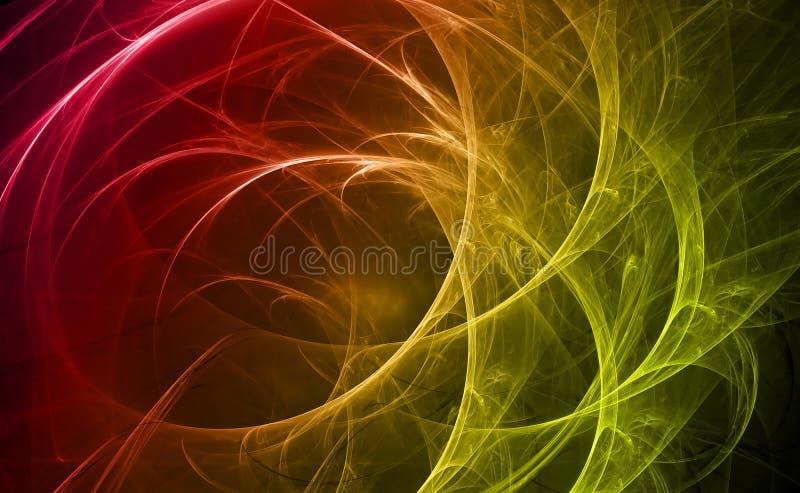 Download Fundo abstrato colorido ilustração stock. Ilustração de energia - 12808109