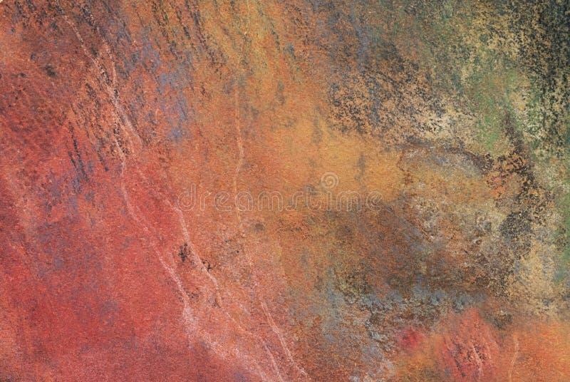 Fundo abstrato colorido e textured imagem de stock