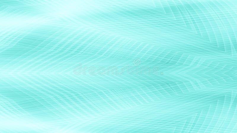 Fundo abstrato com formas e linhas geométricas de incandescência coloridas ilustração stock