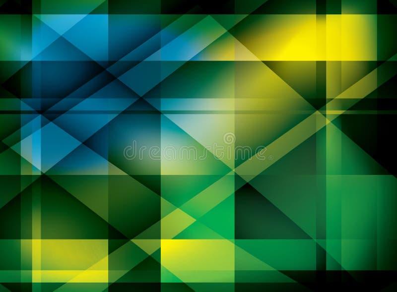 Fundo abstrato com linhas diagonais ilustração royalty free