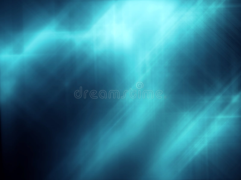 Fundo abstrato com obscuridade - luz azul fotos de stock