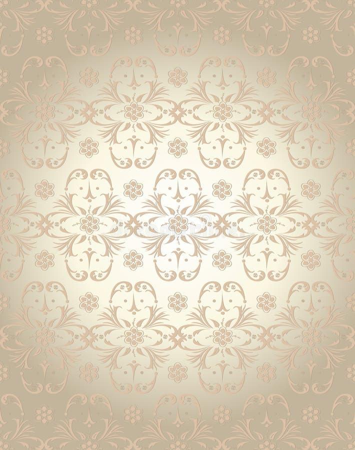 Fundo abstrato com testes padrões bonitos imagem de stock royalty free