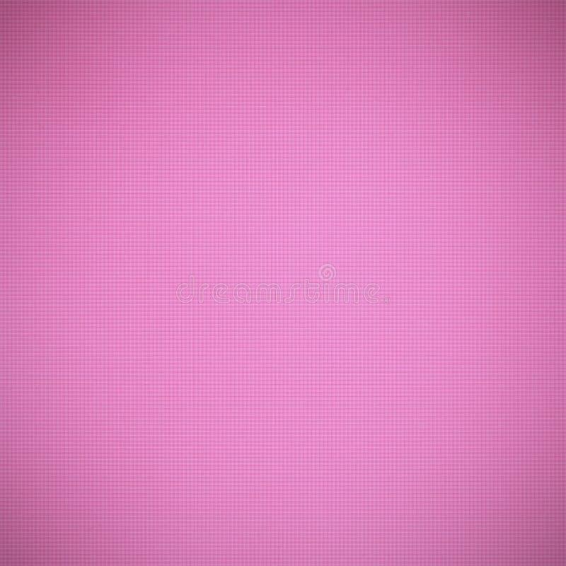 Fundo abstrato cor-de-rosa do teste padrão de grade foto de stock royalty free