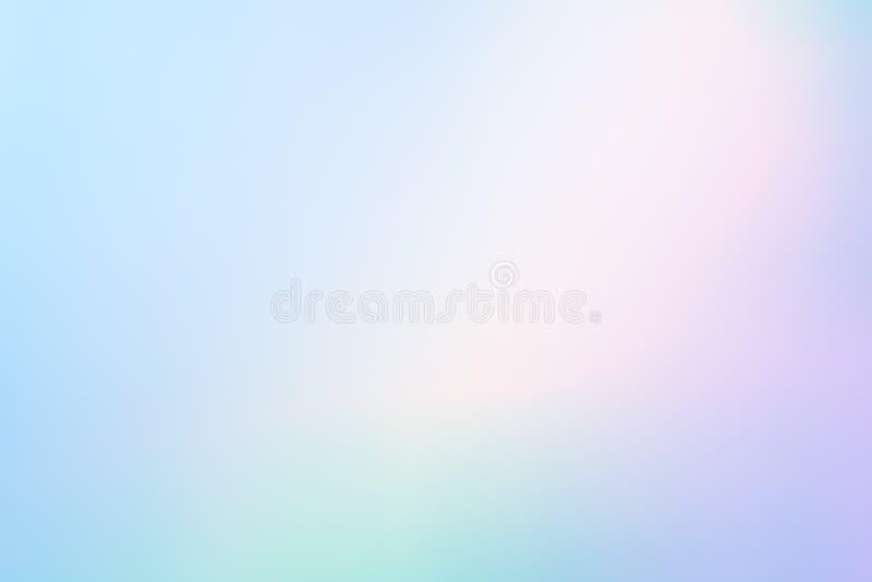 Fundo abstrato da cor roxa e azul do inclinação fotos de stock royalty free