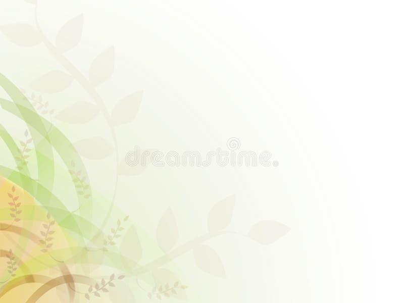 Fundo abstrato da folha