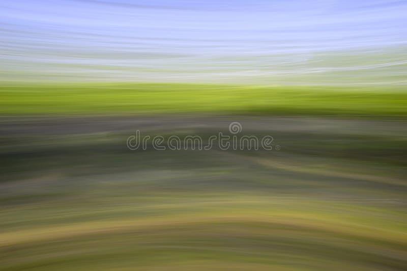 Fundo abstrato da paisagem fotos de stock