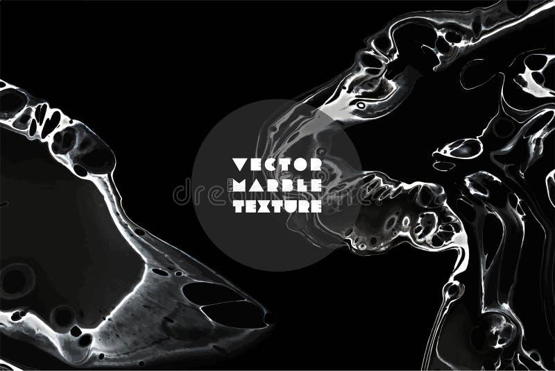 Fundo abstrato da pintura para pap?is de parede, cartazes, cart?es, convites, Web site Efeito Marbleized arte finala moderna ilustração royalty free