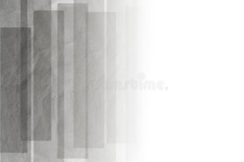 Fundo abstrato da textura da fotocópia, pulso aleatório imagem de stock