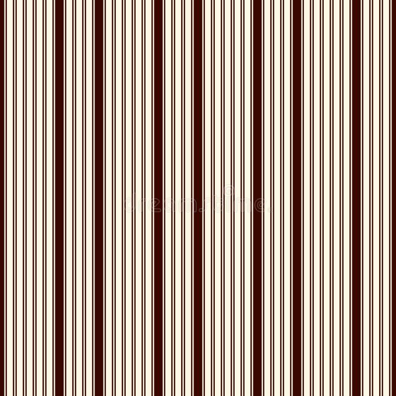 Fundo abstrato das listras verticais do esboço Linha fina papel de parede Teste padrão sem emenda com motivo clássico ilustração royalty free