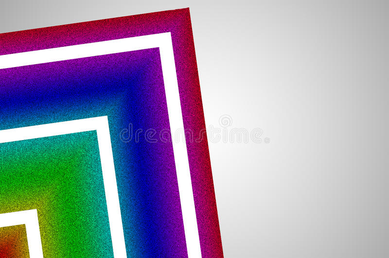 Fundo abstrato de brilho/Shinning com espaço para o texto ou a imagem ilustração do vetor