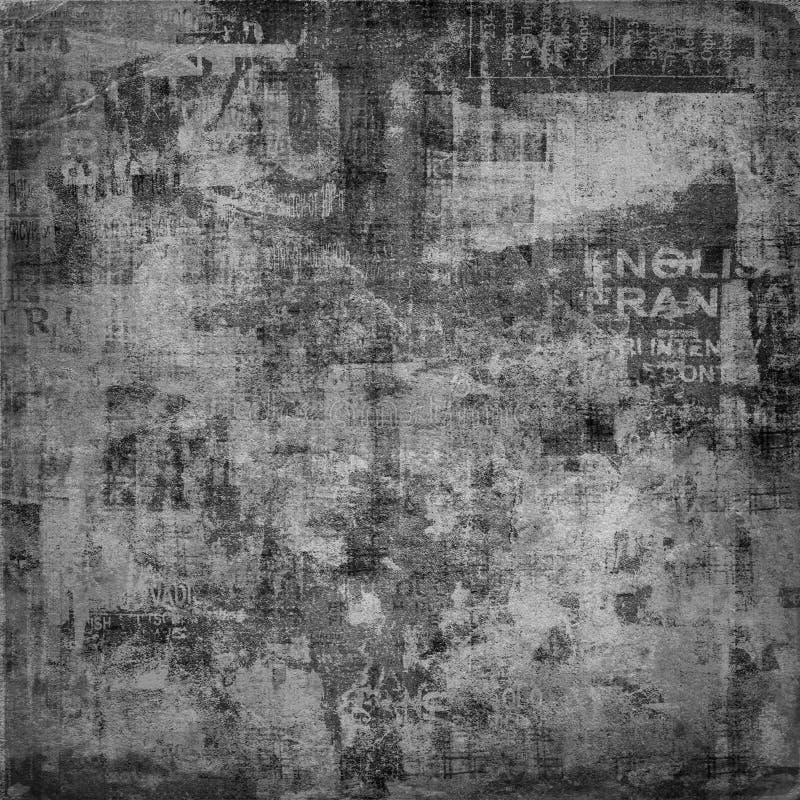 Fundo abstrato de Grunge fotografia de stock royalty free