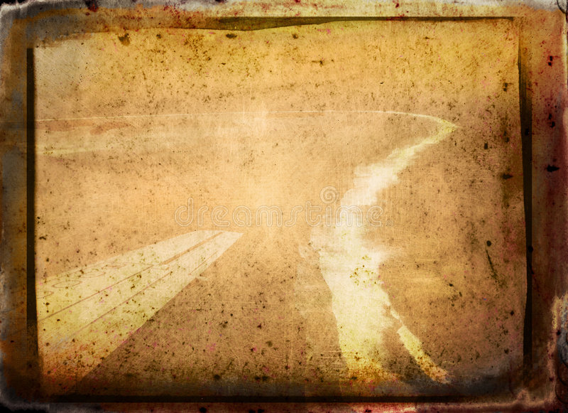Fundo abstrato de Grunge ilustração do vetor