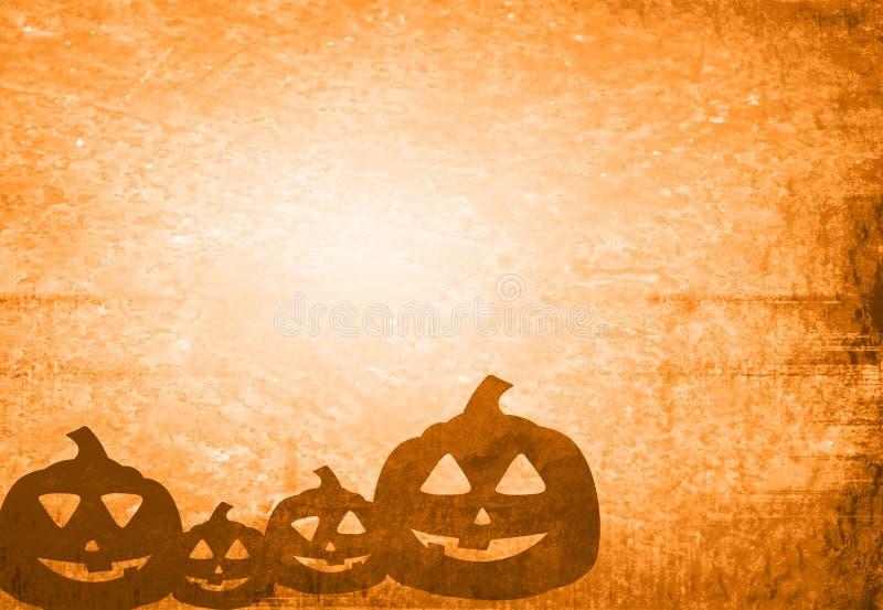 Fundo abstrato de Halloween ilustração do vetor
