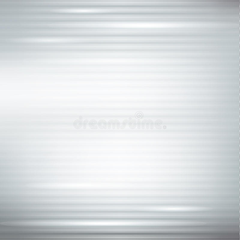 Fundo abstrato de prata ilustração stock