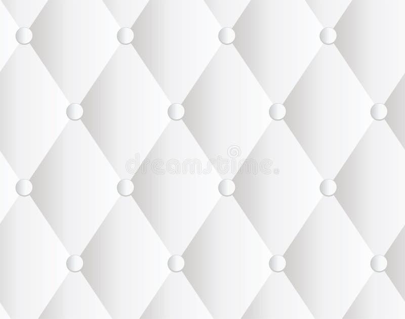 fundo abstrato de upholstery do vetor ilustração stock
