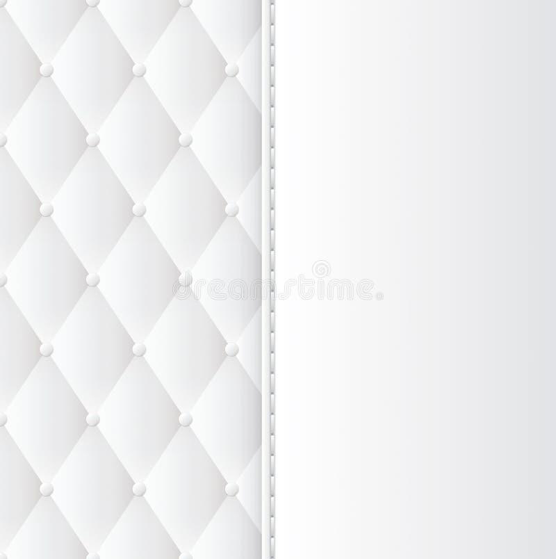 fundo abstrato de upholstery do vetor ilustração do vetor