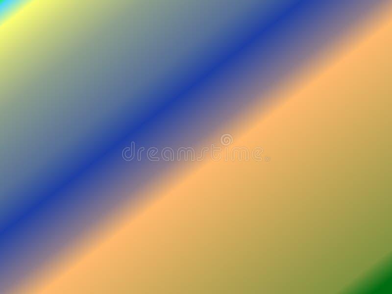 Fundo abstrato diagonal alaranjado azul imagem de stock royalty free