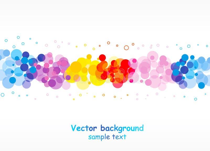 Download Fundo Abstrato Do Bokeh Com Círculos Ilustração do Vetor - Ilustração de gráfico, creativo: 16854103