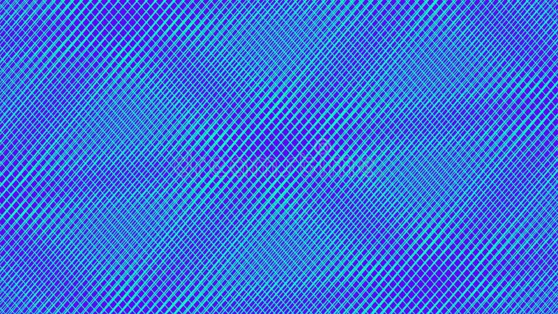 Fundo abstrato do duotone Textura de intervalo m?nimo Inclinação na moda do Cyberpunk do synthwave ilustração royalty free