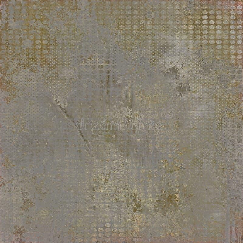 Fundo abstrato do gráfico do grunge da arte ilustração do vetor