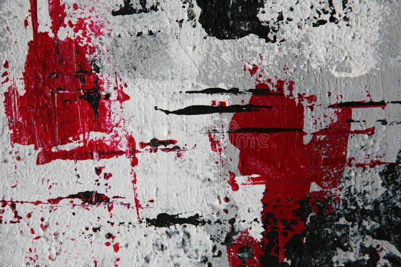 Fundo abstrato do grunge. ilustração stock