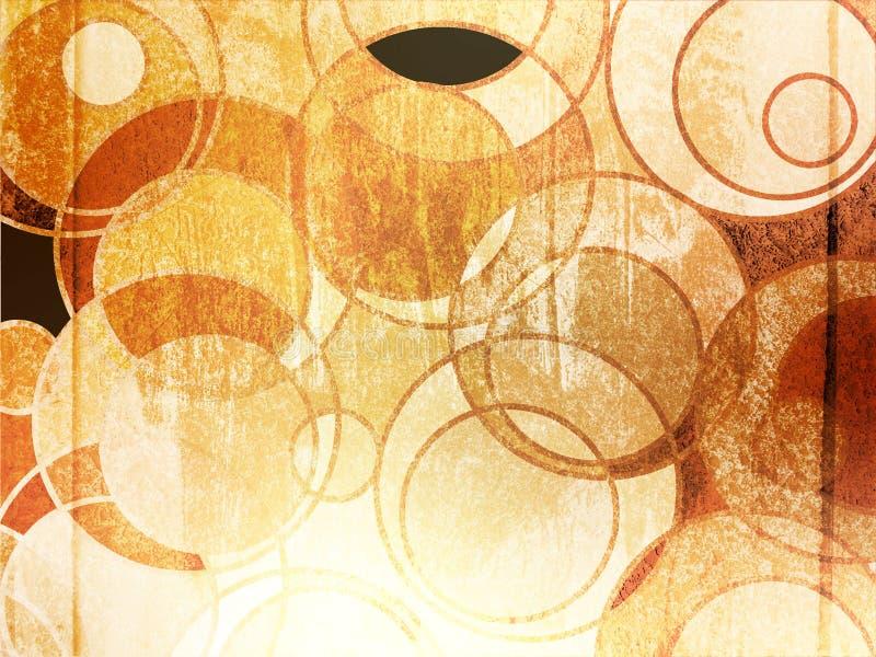 Download Fundo Abstrato Do Grunge Dos Alugueres Ilustração Stock - Ilustração de ambiental, rachado: 16867880