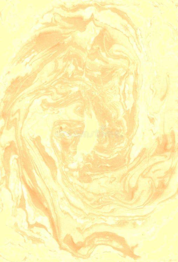 Fundo abstrato do mármore da tinta ilustração do vetor
