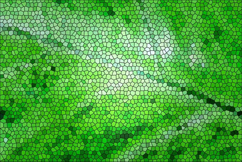 Fundo abstrato do mosaico fotografia de stock royalty free