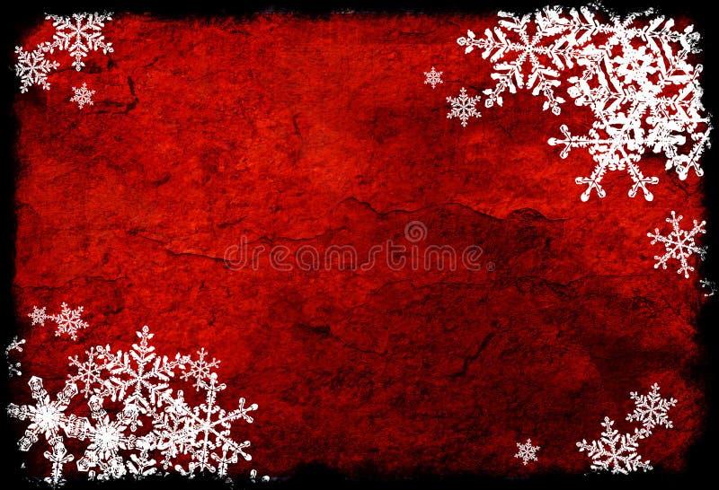 Fundo abstrato do Natal ilustração do vetor