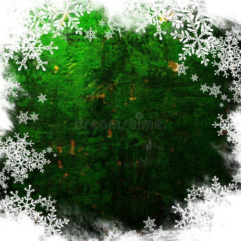 Fundo abstrato do Natal ilustração royalty free