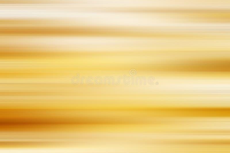 Fundo abstrato do ouro fotos de stock