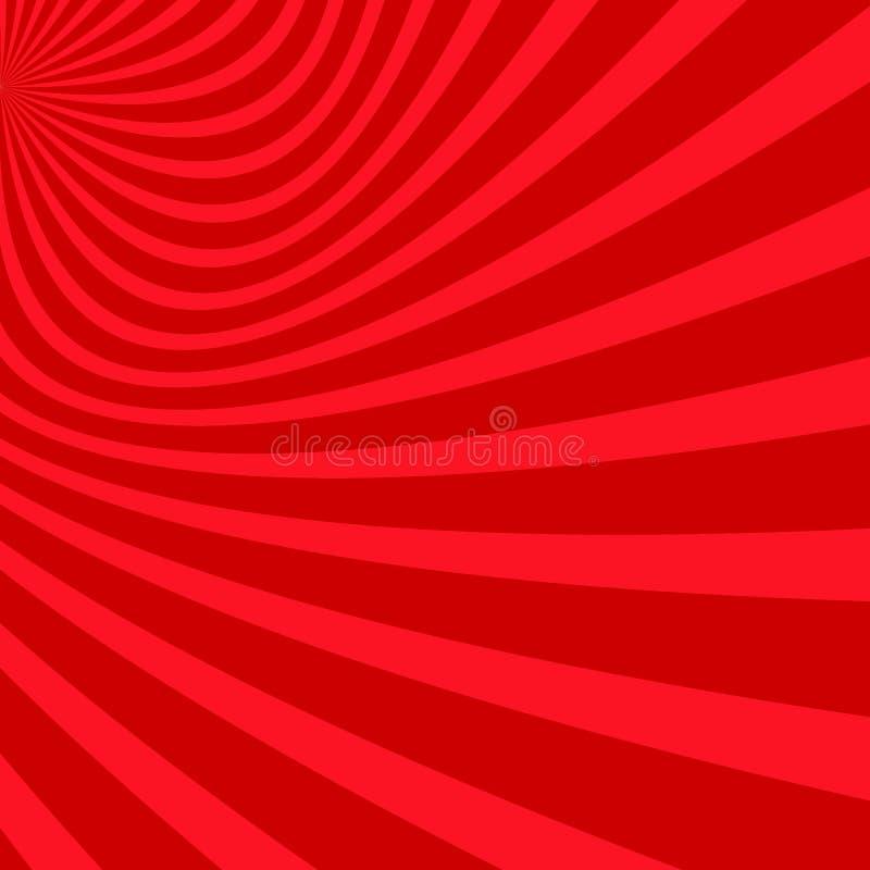 Fundo abstrato do teste padrão do redemoinho - gráfico de vetor ilustração stock