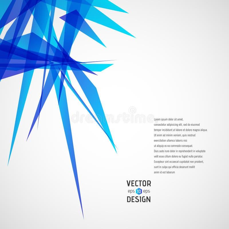 Download Fundo abstrato do vetor ilustração do vetor. Ilustração de apresentação - 107526308