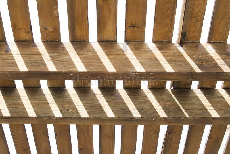 Fundo abstrato dos testes padrões do woode vertical e horizontal fotos de stock royalty free