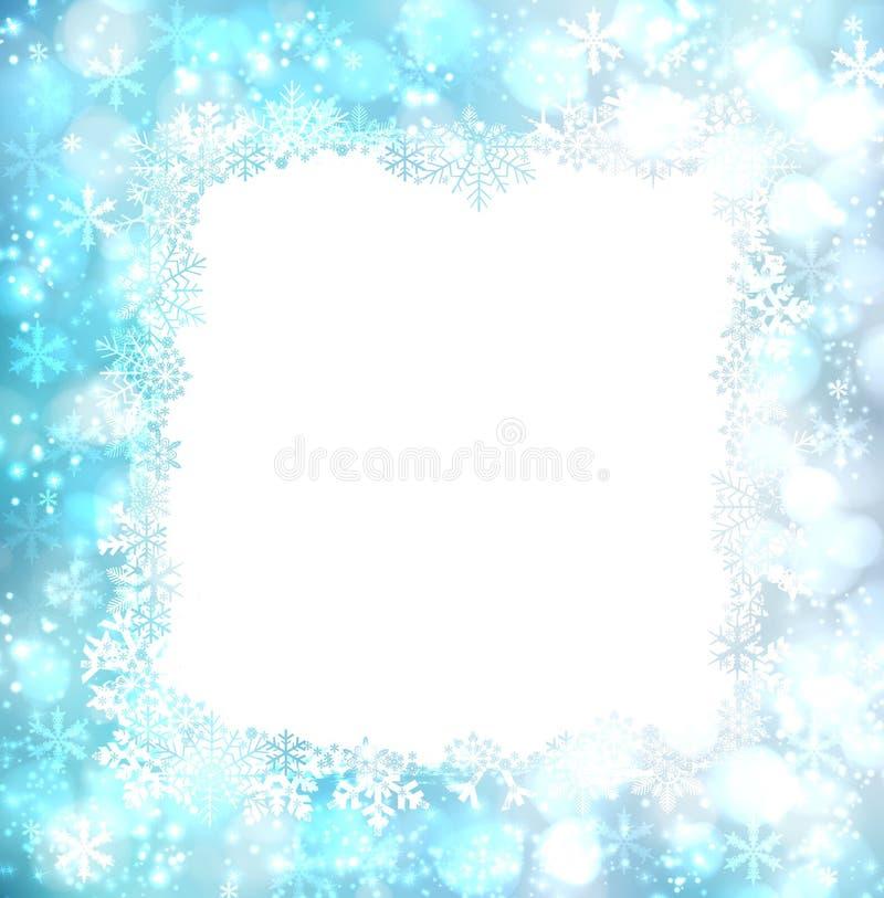 Fundo abstrato elegante do Natal ilustração stock