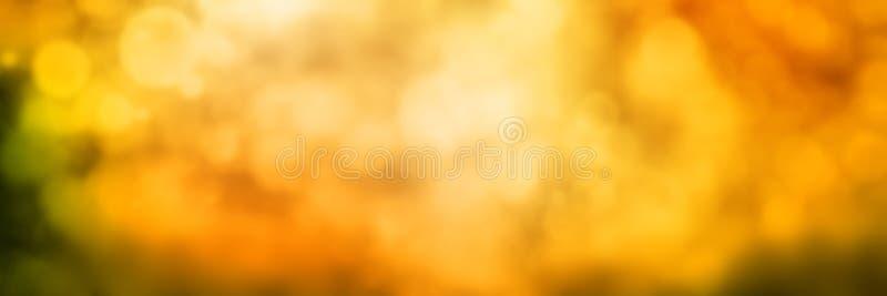 Fundo abstrato em cores do outono imagens de stock royalty free