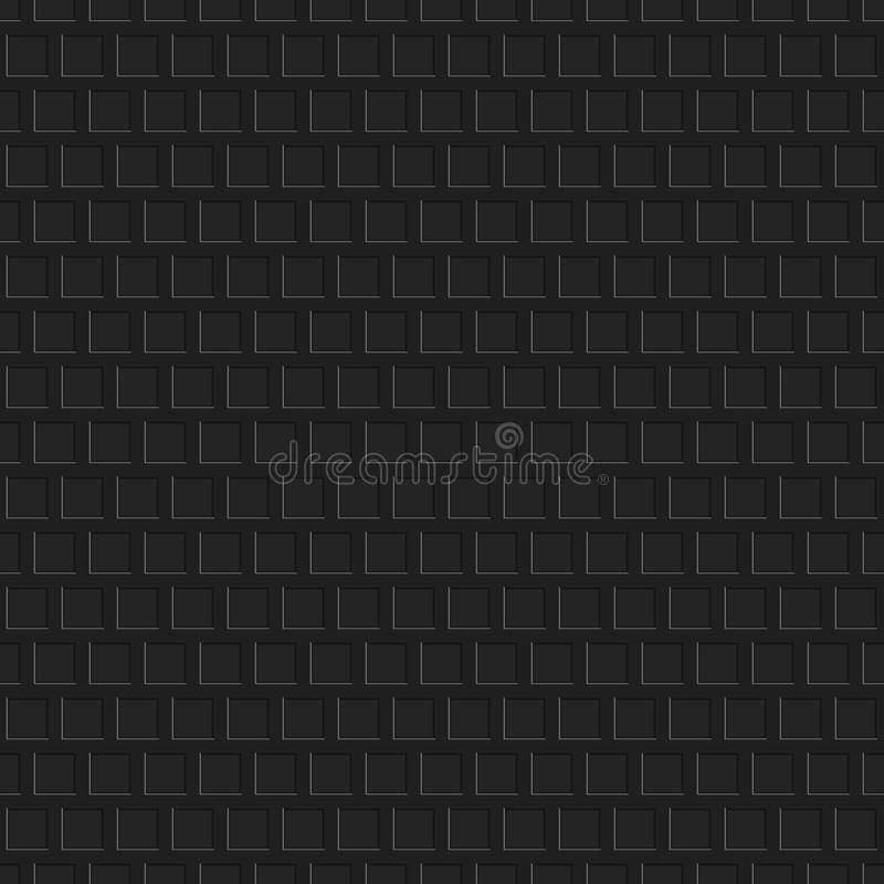 Fundo abstrato escuro, ilustração do vetor ilustração do vetor