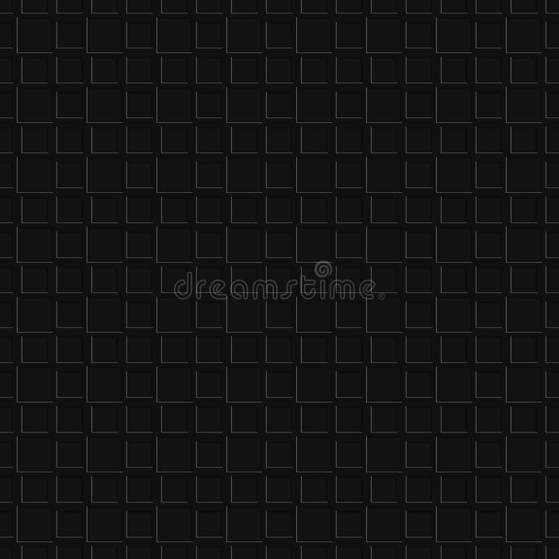 Fundo abstrato escuro, ilustração do vetor ilustração stock