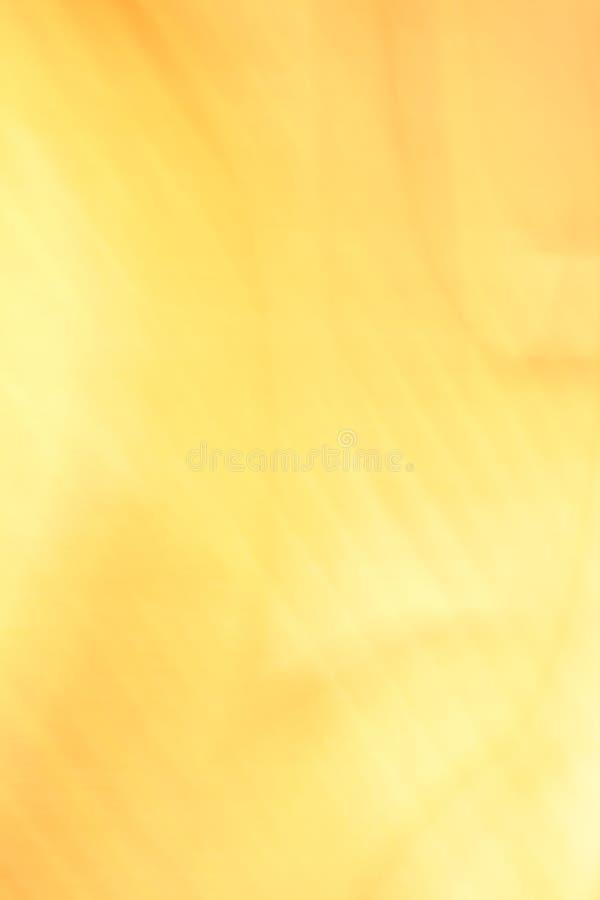 Fundo abstrato no amarelo