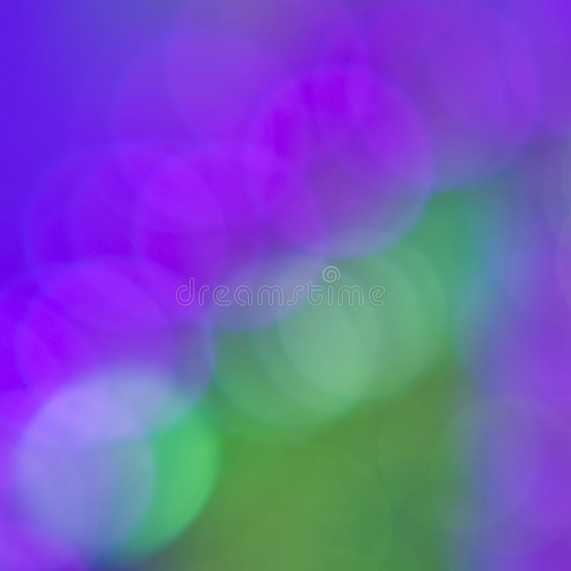 Fundo abstrato roxo e verde fotos de stock