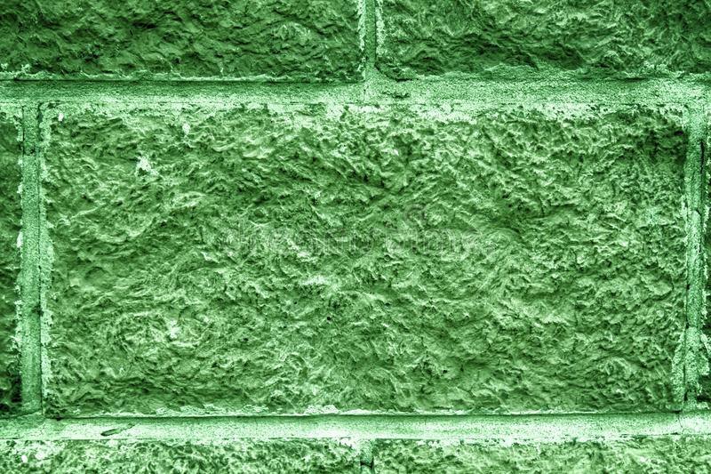 Fundo abstrato spruce protegido da parede de tijolo da telha Superfície da textura da parede de pedra fotos de stock royalty free
