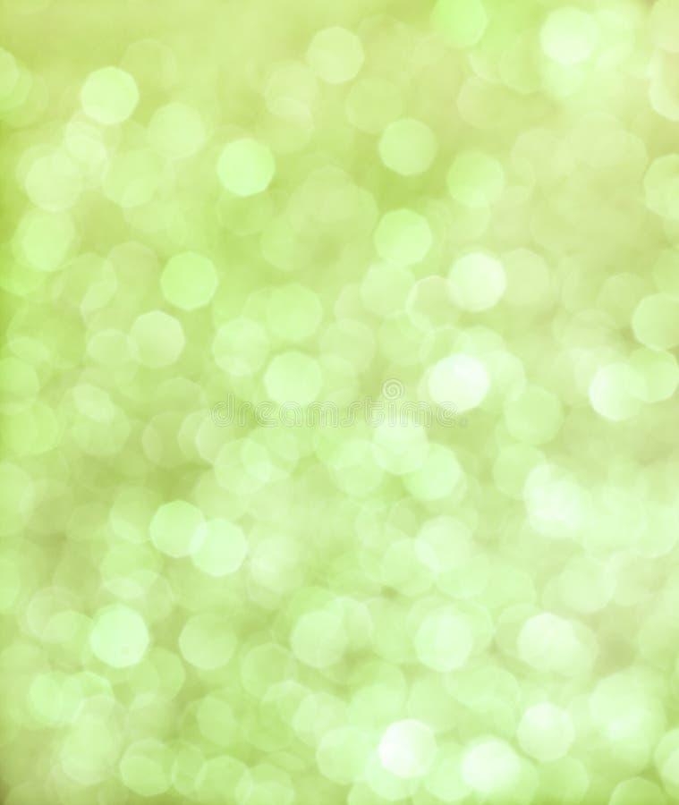 Fundo abstrato verde fresco