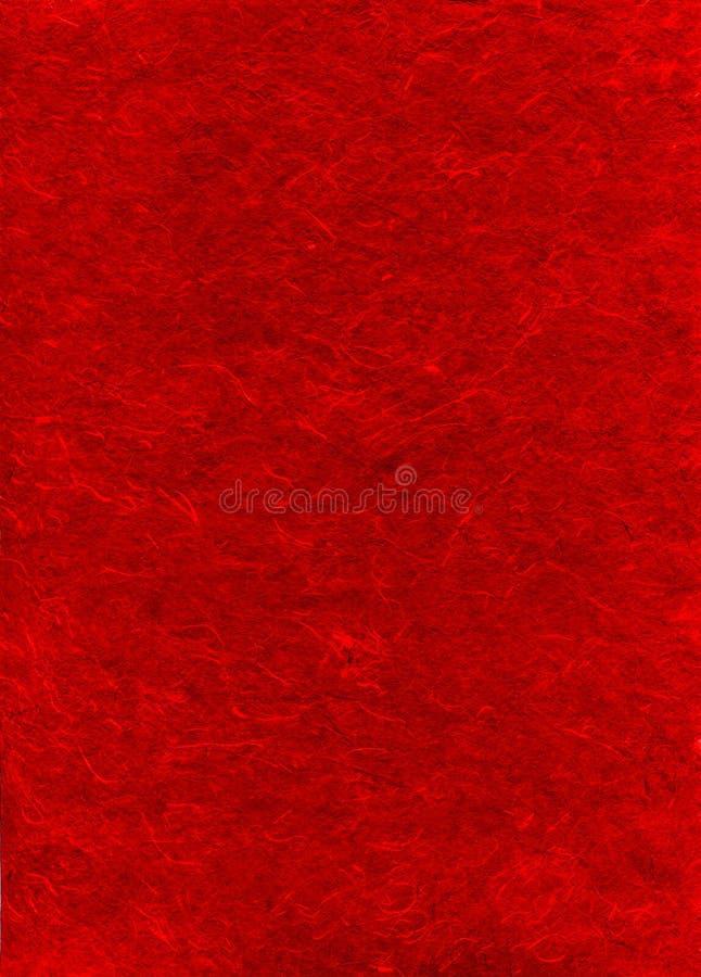 Fundo abstrato vermelho imagem de stock