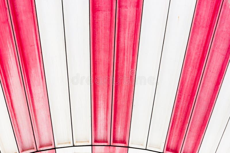 Fundo abstrato vermelho e branco fotos de stock