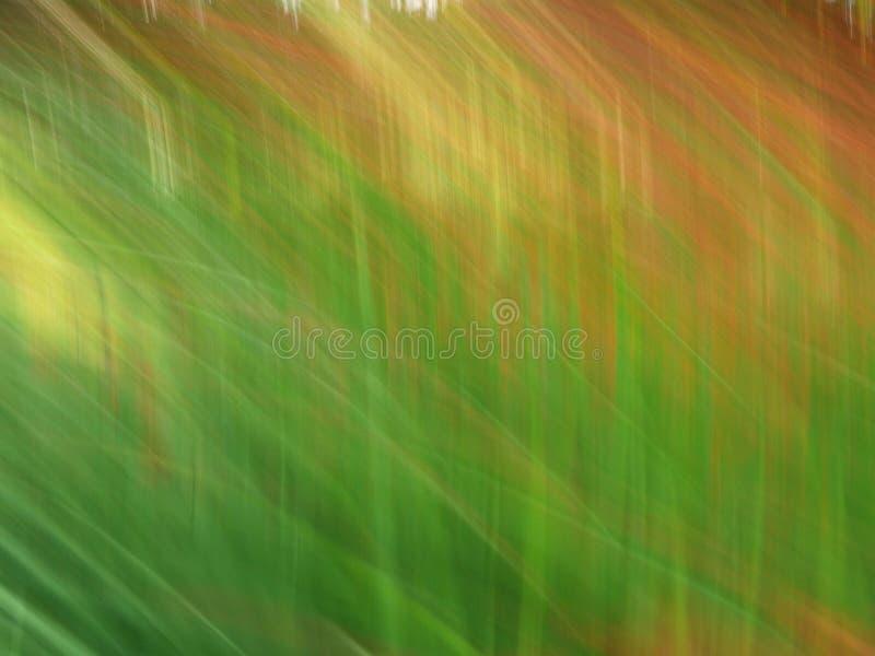 Fundo alaranjado e verde foto de stock