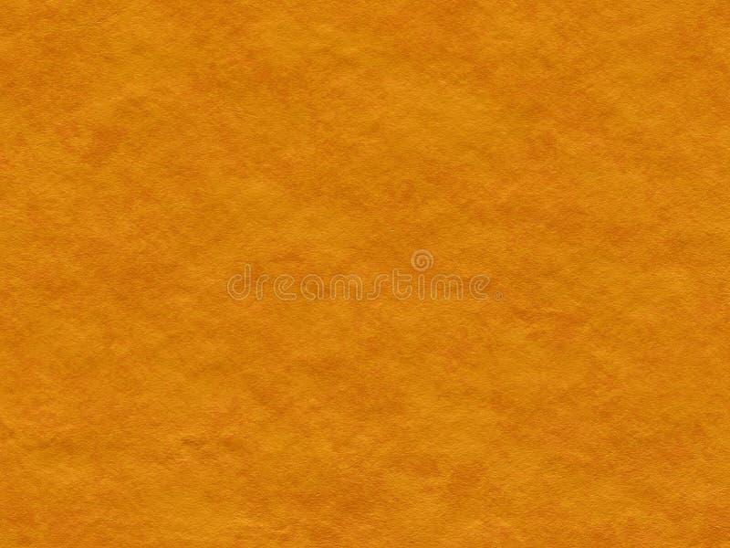 Fundo alaranjado - parede emplastrada fotografia de stock royalty free